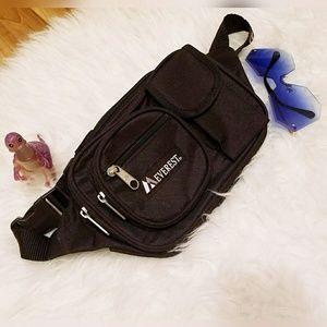 Great, VINTAGE, multi pocket, fanny pack!!
